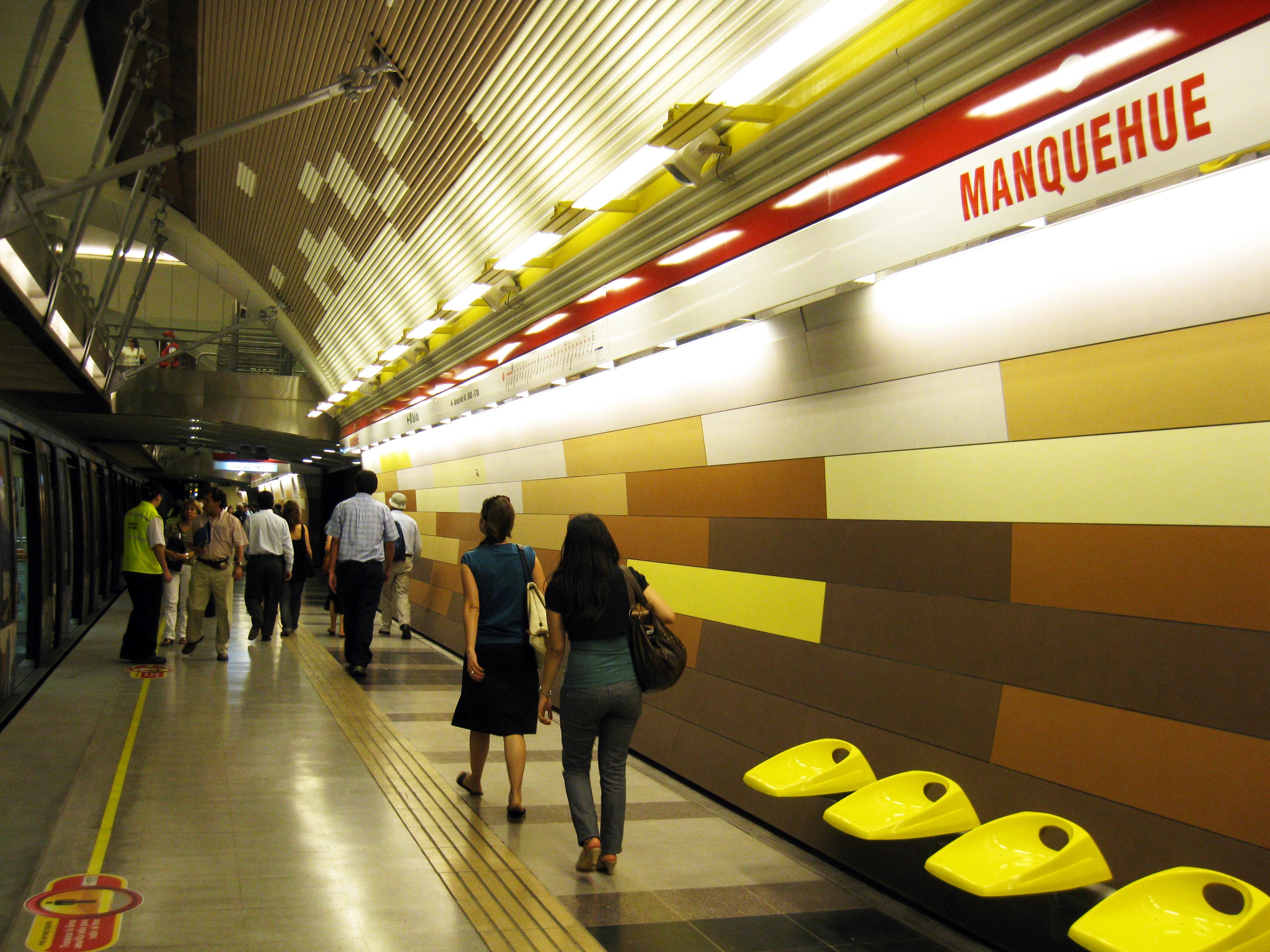 Metro de Santiago extenderá sus horarios para estás fiestas-